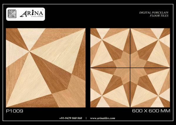 P1009 - 24x24 Porcelain Floor Tiles