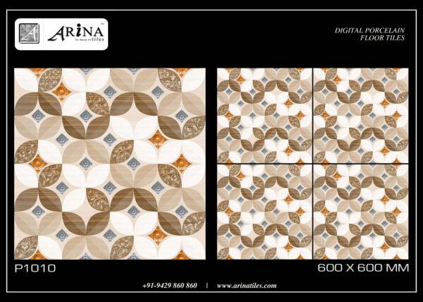 P1010 - 24x24 Porcelain Floor Tiles