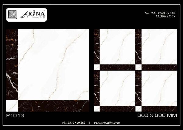 P1013 - 24x24 Porcelain Floor Tiles