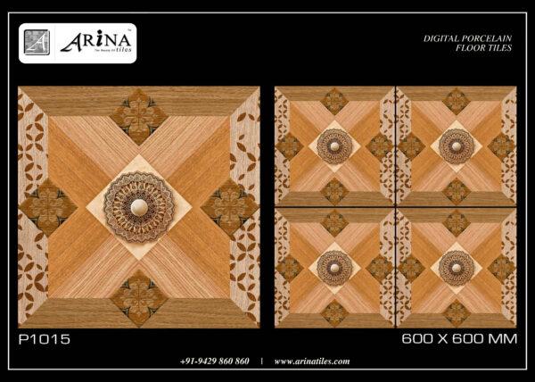 P1015 - 24x24 Porcelain Floor Tiles