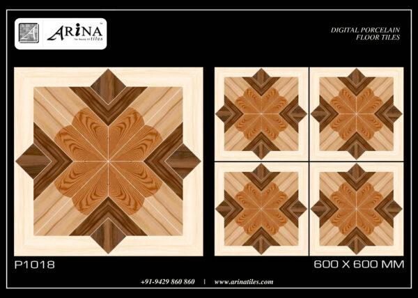 P1018 - 24x24 Porcelain Floor Tiles