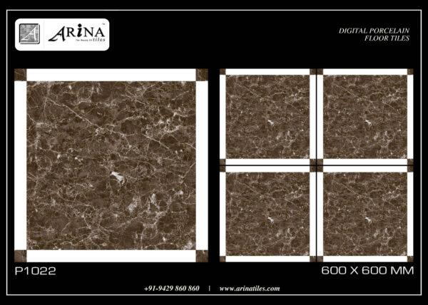 P1022 - 24x24 Porcelain Floor Tiles