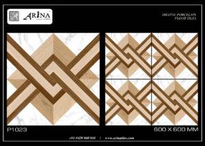 P1023 - 24x24 Porcelain Floor Tiles