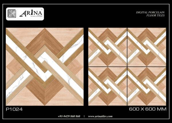 P1024 - 24x24 Porcelain Floor Tiles