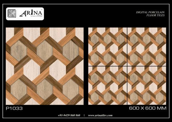 P1033 - 24x24 Porcelain Floor Tiles