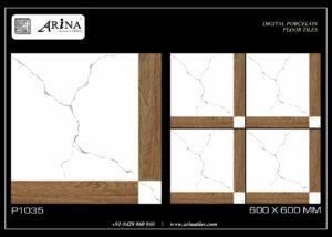 P1035 - 24x24 Porcelain Floor Tiles