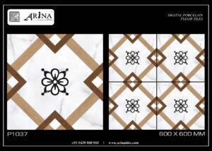 P1037 - 24x24 Porcelain Floor Tiles