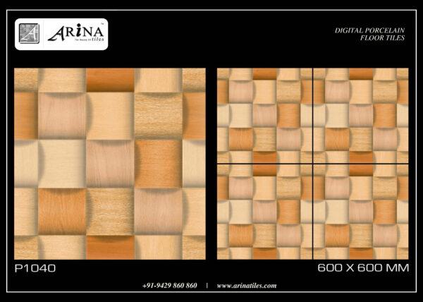 P1040 - 24x24 Porcelain Floor Tiles