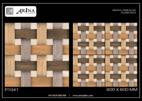 P1041 - 24x24 Porcelain Floor Tiles