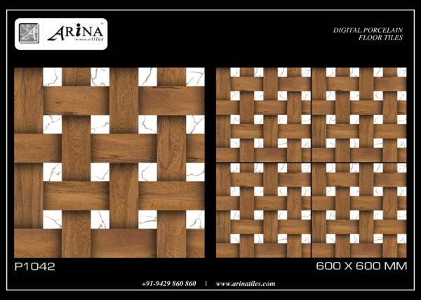 P1042 - 24x24 Porcelain Floor Tiles