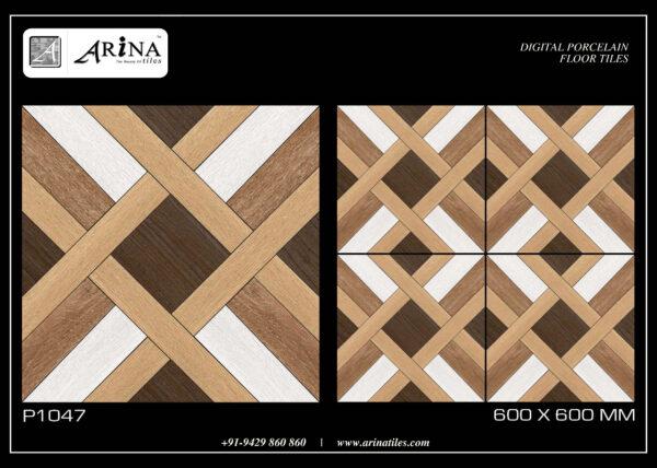 P1047 - 24x24 Porcelain Floor Tiles