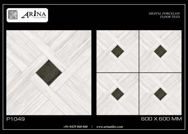 P1049 - 24x24 Porcelain Floor Tiles