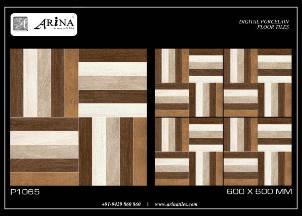 P1051- 24x24 Porcelain Floor Tiles