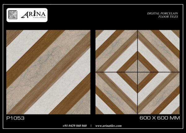 P1053 - 24x24 Porcelain Floor Tiles