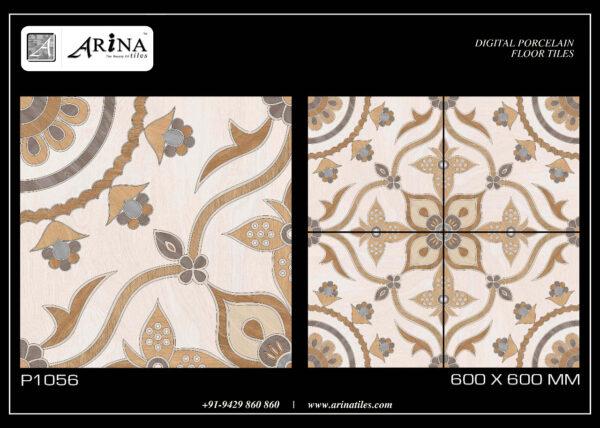 P1056 - 24x24 Porcelain Floor Tiles