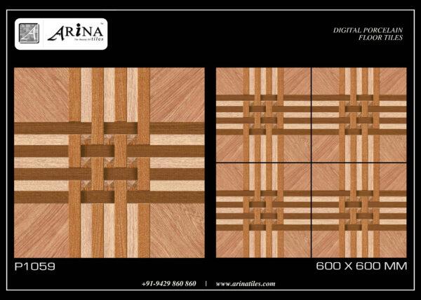 P1059 - 24x24 Porcelain Floor Tiles
