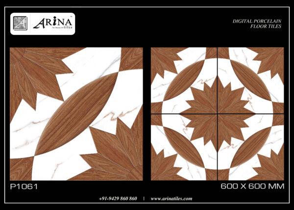 P1061- 24x24 Porcelain Floor Tiles