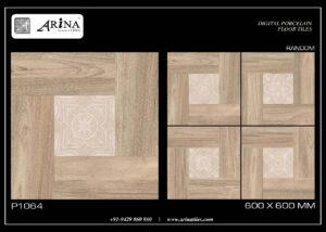 P1064- 24x24 Porcelain Floor Tiles