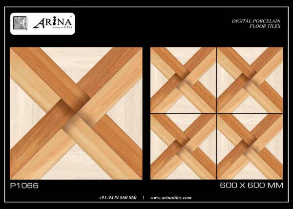 P1066- 24x24 Porcelain Floor Tiles