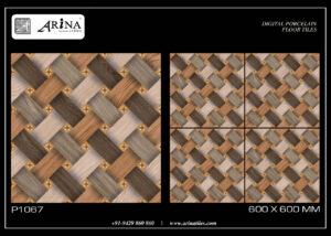 P1067- 24x24 Porcelain Floor Tiles