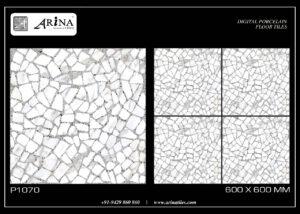 P1070- 24x24 Porcelain Floor Tiles
