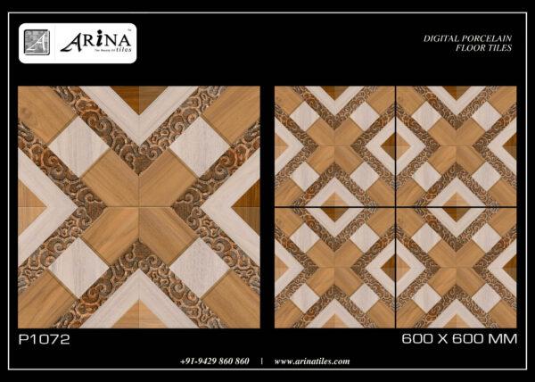 P1072- 24x24 Porcelain Floor Tiles