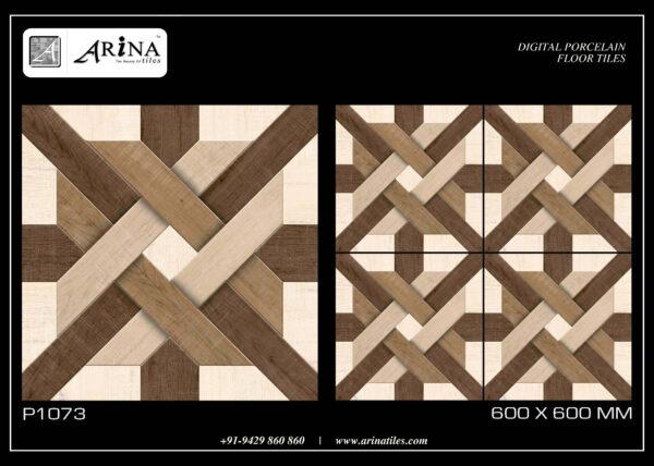P1073- 24x24 Porcelain Floor Tiles