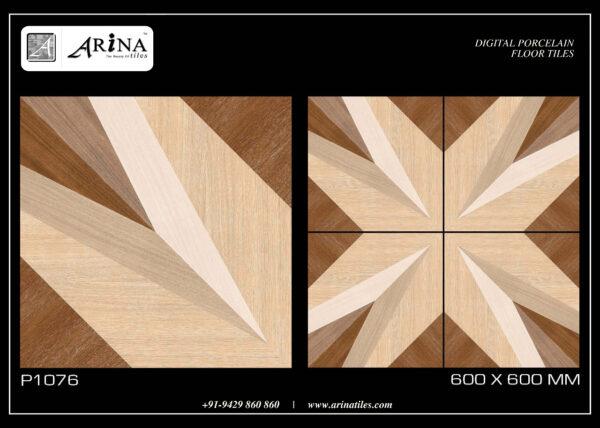 P1076- 24x24 Porcelain Floor Tiles