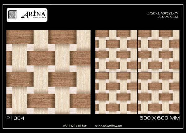P1084- 24x24 Porcelain Floor Tiles