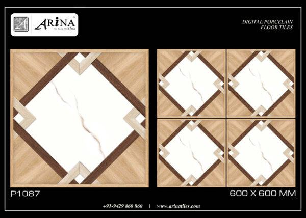 P1087- 24x24 Porcelain Floor Tiles