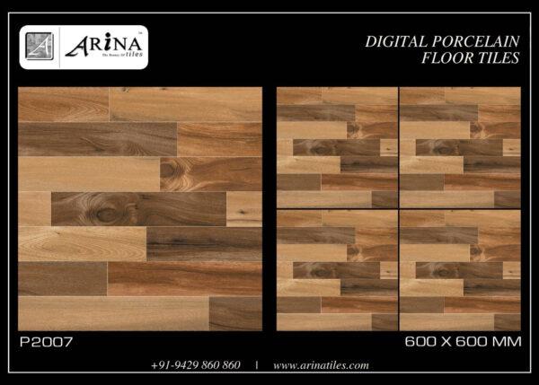 P2007- 24x24 Porcelain Floor Tiles
