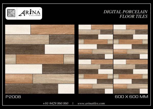 P2008- 24x24 Porcelain Floor Tiles