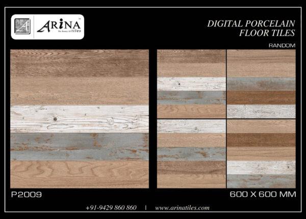 P2009- 24x24 Porcelain Floor Tiles