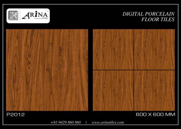 P2012- 24x24 Porcelain Floor Tiles