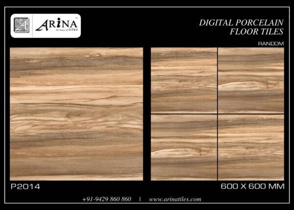 P2014- 24x24 Porcelain Floor Tiles
