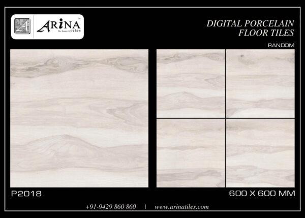 P2018- 24x24 Porcelain Floor Tiles
