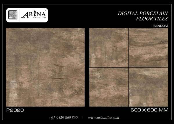 P2020- 24x24 Porcelain Floor Tiles