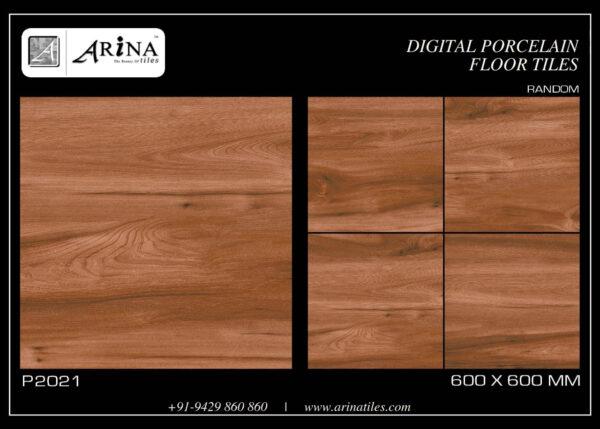 P2021- 24x24 Porcelain Floor Tiles
