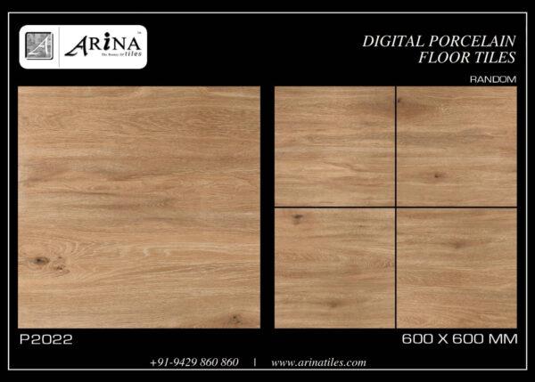 P2022- 24x24 Porcelain Floor Tiles