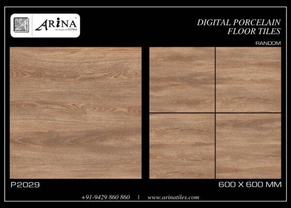 P2029- 24x24 Porcelain Floor Tiles