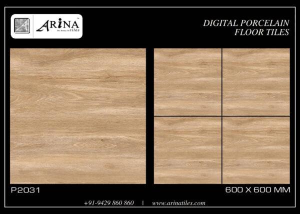 P2031- 24x24 Porcelain Floor Tiles