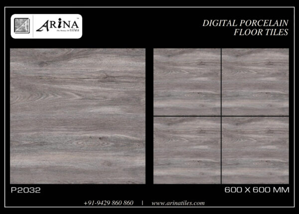 P2032- 24x24 Porcelain Floor Tiles