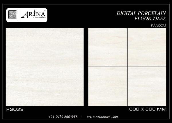 P2033- 24x24 Porcelain Floor Tiles