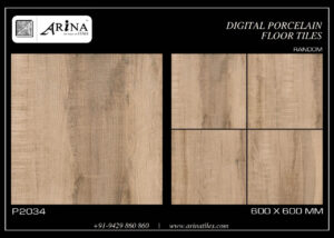 P2034- 24x24 Porcelain Floor Tiles