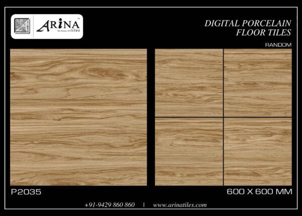 P2035- 24x24 Porcelain Floor Tiles