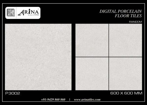 P3002- 24x24 Porcelain Floor Tiles
