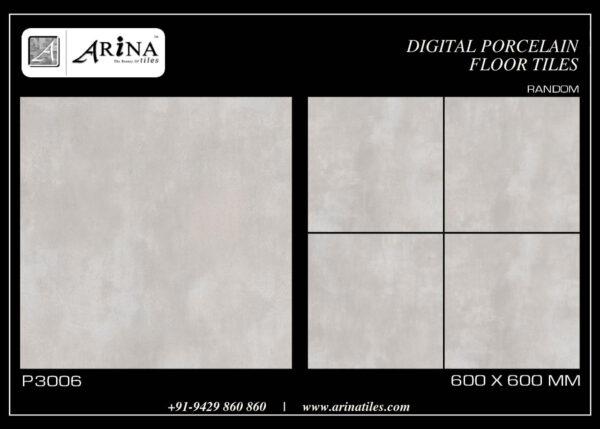 P3006- 24x24 Porcelain Floor Tiles