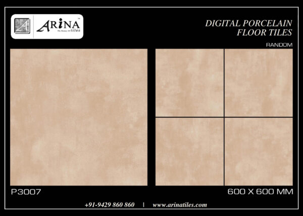 P3007- 24x24 Porcelain Floor Tiles