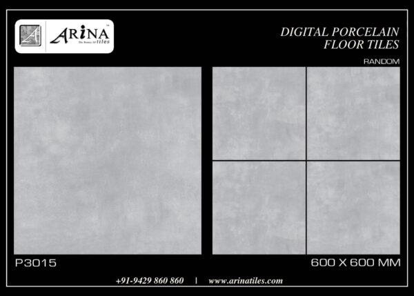P3015- 24x24 Porcelain Floor Tiles