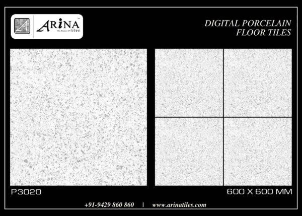 P3020- 24x24 Porcelain Floor Tiles